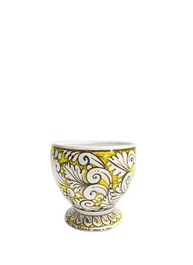 Abhika Abhika Bowl Sorento Coppa Seramik Dekoratif Kase 101600319 Beyaz